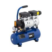 MSW Oil-free Air Compressor - 8 L - 750 W