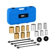 MSW Press and Pull Sleeve Kit for Wheel Bearings and Suspension Bushings MSW-SPS-22