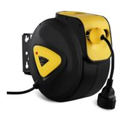 MSW Retractable Cable Reel - Automatic - 15 m + 1,5 m