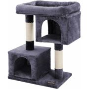 Nancy's Scratching Post for Cats Gray - Cat Tree Cat - Cat Scratching Post 84CM High