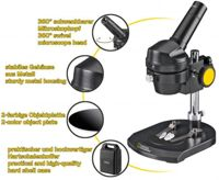 NATIONAL GEOGRAPHIC Reflected Light Microscope 20x magnification