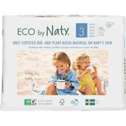 Naty Eco Disposable Nappies Size 3 - 30 Pack (4-9 KG)