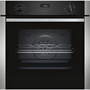 Neff B1ACE4HN0B N50 6 Function Single Oven With Catalytic Cleaning - Stainless Steel