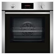 Neff B6CCG7AN0B Slide&Hide Single Pyrolytic Oven-Stainless Steel
