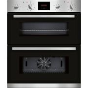 NEFF N30 J1GCC0AN0B Built Under Double Oven - Stainless Steel - A/B Rated