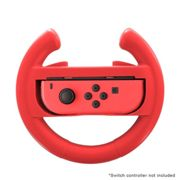 NEON Steering Wheel for Nintendo Switch - Red