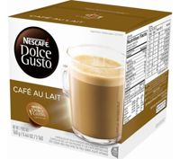 NESCAFE Dolce Gusto Caf? au Lait - Pack of 16