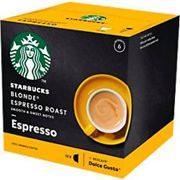 NESCAFÉ Dolce Gusto Starbucks Espresso Blonde Roast Coffee Capsules Pack of 12