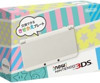 NEW 3DS Console, White, Boxed