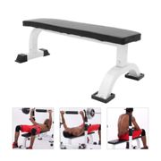 NEW Barbell Fitness Flat Bench Press Dumbbell Weight Lifting Gym