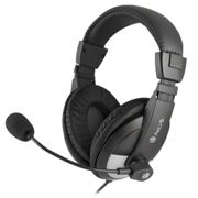 NGS MSX9PRO Gaming Stereo Headset - Black