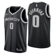 Nike Detroit Pistons Nike City Edition Swingman Jersey - Andre Drummond - Youth Detroit Pistons Nike City Edition Swingman Jersey - Andre Drummond - Youth S (8)