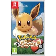 Nintendo Pokemon Lets Go Eevee - Nintendo Switch