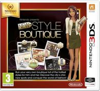 Nintendo Presents New Style Boutique Selects (Nintendo 3DS)