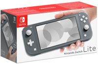 Nintendo Switch Lite Handheld Console GREY - Boxed - Brand NEW