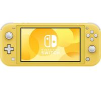 Nintendo Switch Lite Console With Super Mario 3D All-Stars Yellow