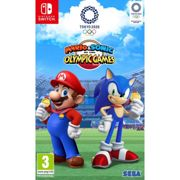 Nintendo Switch Mario And Sonic At The 2020 Tokyo Olympics - Switch One Colour