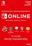 Nintendo Switch Online 12 Month (365 Day) Family Membership Switch - Instant Download