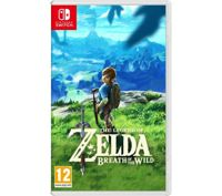 The Legend of Zelda: Breath of the Wild Digital Download Key (Nintendo Switch)