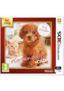 Nintendogs + Cats Toy Poodle & New Friends
