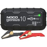 Noco Noco Genius10 Battery Charger, Maintainer, and Desulfator 10 Amp