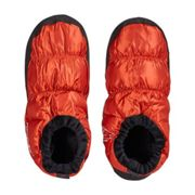 Nordisk | Mos Down Shoes | Camping Slippers | Insulated Shoes | Orange L