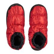 Nordisk | Mos Down Shoes | Camping Slippers | Insulated Shoes | Red M