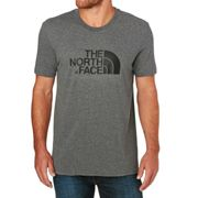 T-Shirt The North Face Men S S Easy Tee Mid Grey-S