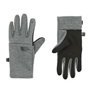 The North Face Women's Recycled Etip Glove, Grey/Black L