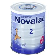 Novalac milk 2nd age 800g