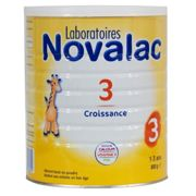 Novalac milk growth 3rd age 800g