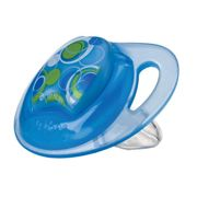 Nûby lollipop PP PRISM green orthodontic Silicone + 18 months