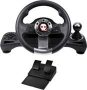 Numskull Multi Format Pro Steering Wheel+Pedals, B (PC/XBO/PS4)