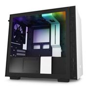 NZXT White H210i Smart Mini ITX Windowed PC Gaming Case