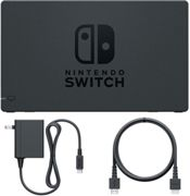 Official Nintendo Switch Dock Set w/Power Adapter & HDMI