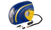 One Goodyear Tyre Air Compressor with LED Light