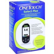 ONE TOUCH Select Plus Blutzuckermesssystem mmol/l 1 units