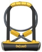 OnGuard Pitbull D Lock with Cable