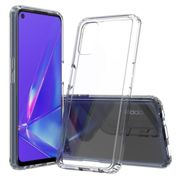 Oppo A52 Back Cover Cover Backcover Crystal Clear TPU
