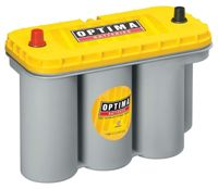 Optima Yellow Top YT S - 5.5, 12V 75Ah, AGM battery SpiralCell Technologie