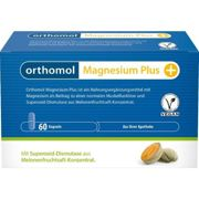 ORTHOMOL Magnesium Plus capsules 60 units