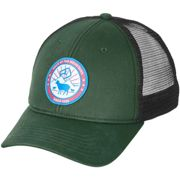 ORTOVOX Stay In Sheep Trucker Cap Green Forest - Cap - Green - size Unique