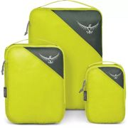 Osprey Ultralight Packing Cube Set - Electric Lime, Electric Lime