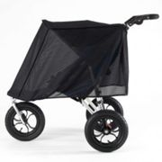 Out N About Nipper 360 Single UV Cover, Black