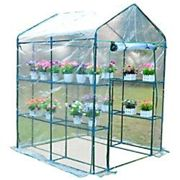 OutSunny Greenhouse 01-0472 Outdoors Waterproof Green 1430 mm x 1430 mm x 1950 mm