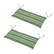 OutSunny Outdoor Seat Cushion Set Assorted 84B-431V70BU Pack of 2