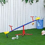 OutSunny Seesaw 344-023 630 mm 770 mm 1820 mm Multicolour