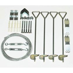 Pricehunter.co.uk - Price comparison & product search. Product image for  palram greenhouse anchoring kit