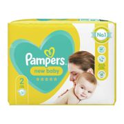 Pampers New Baby 3-6 kg 31 T2 layers