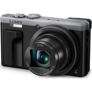 Panasonic Lumix TZ80 Digital Camera - Silver